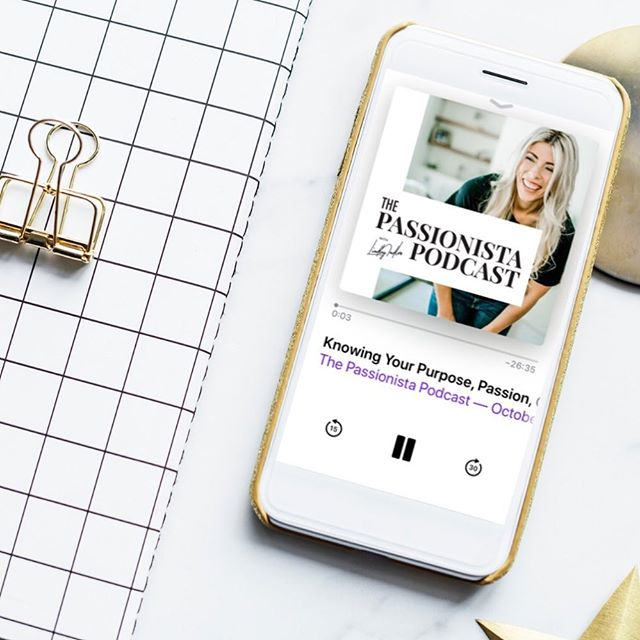 We're celebrating 50 episodes on the Passionista podcast!🔥🎙 This has been so fun and I'm blown away at the incredible, passionate, dream chasing women that I've been able to interview. . I am so grateful for each and every listener and subscriber. 🎧 and every person that makes production possible 🤗 The best is yet to come 🙏🏻 and to think I put this off for about a year thinking the tech would hold me back and who needs another podcast anway ? I learned how to do this from free youtube videos.  Lesson👉🏻start before you're ready and figure it out! . So friend, have you gotten a chance to listen in yet? What are some of your favorite episodes? Tell me below👇🏻 . . . . #podcaster #femalepodcaster #podcastsforwomen #shepodcasts #businesscoahingforwomen #selfhelppodcasts #businesspodcasts #findyourpassion #dowhatyoulove