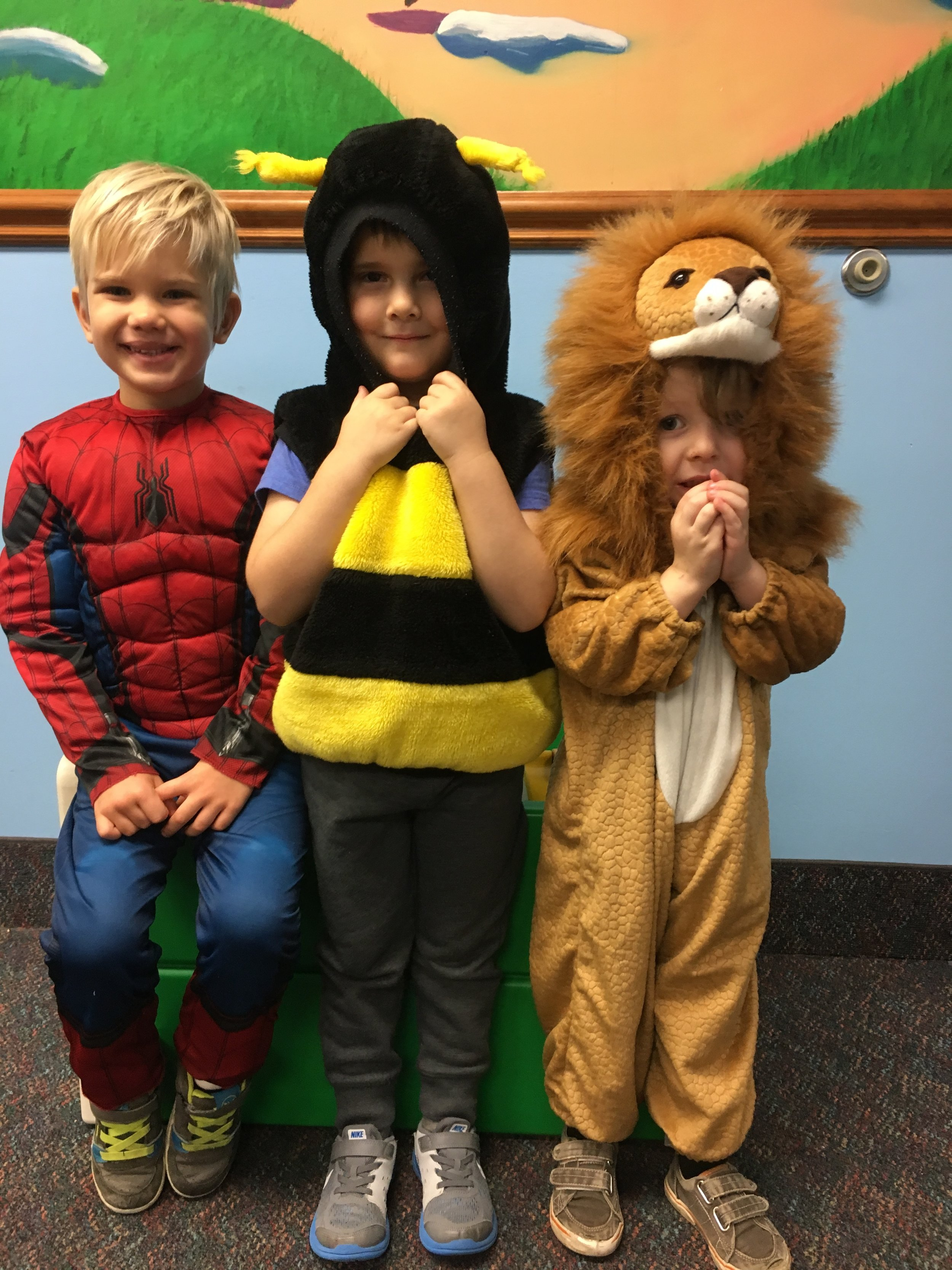Growing in Grace Preschool - Where our future begins!