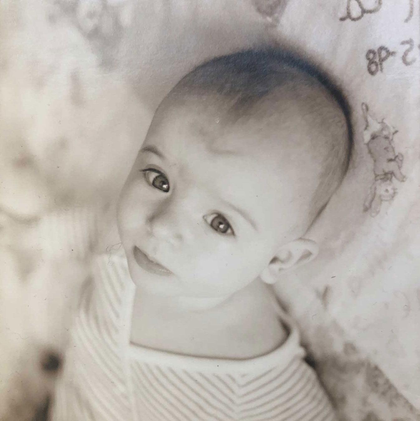 Mia, 4 months