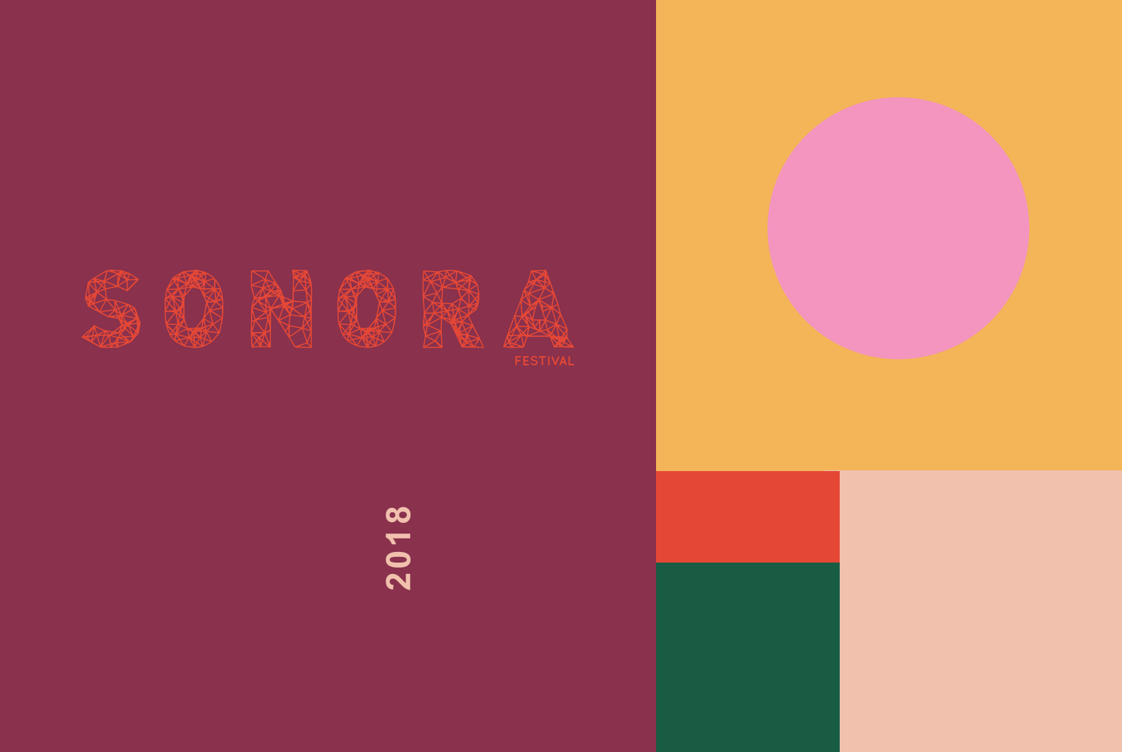 Sonora Festival - In 2018, Ley Line curated the first Sonora Festival in the United States, celebrating female composers