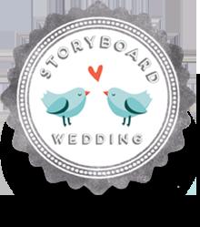 Creek Haus wedding featured in Storyboard Wedding