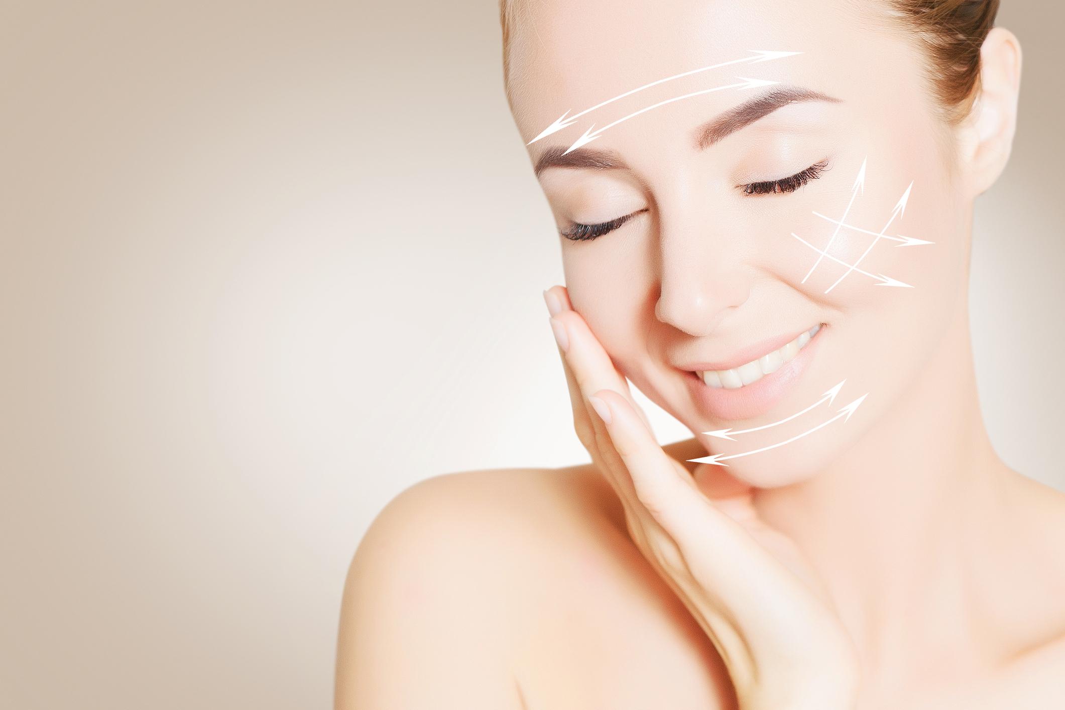 Gevoelig huid -