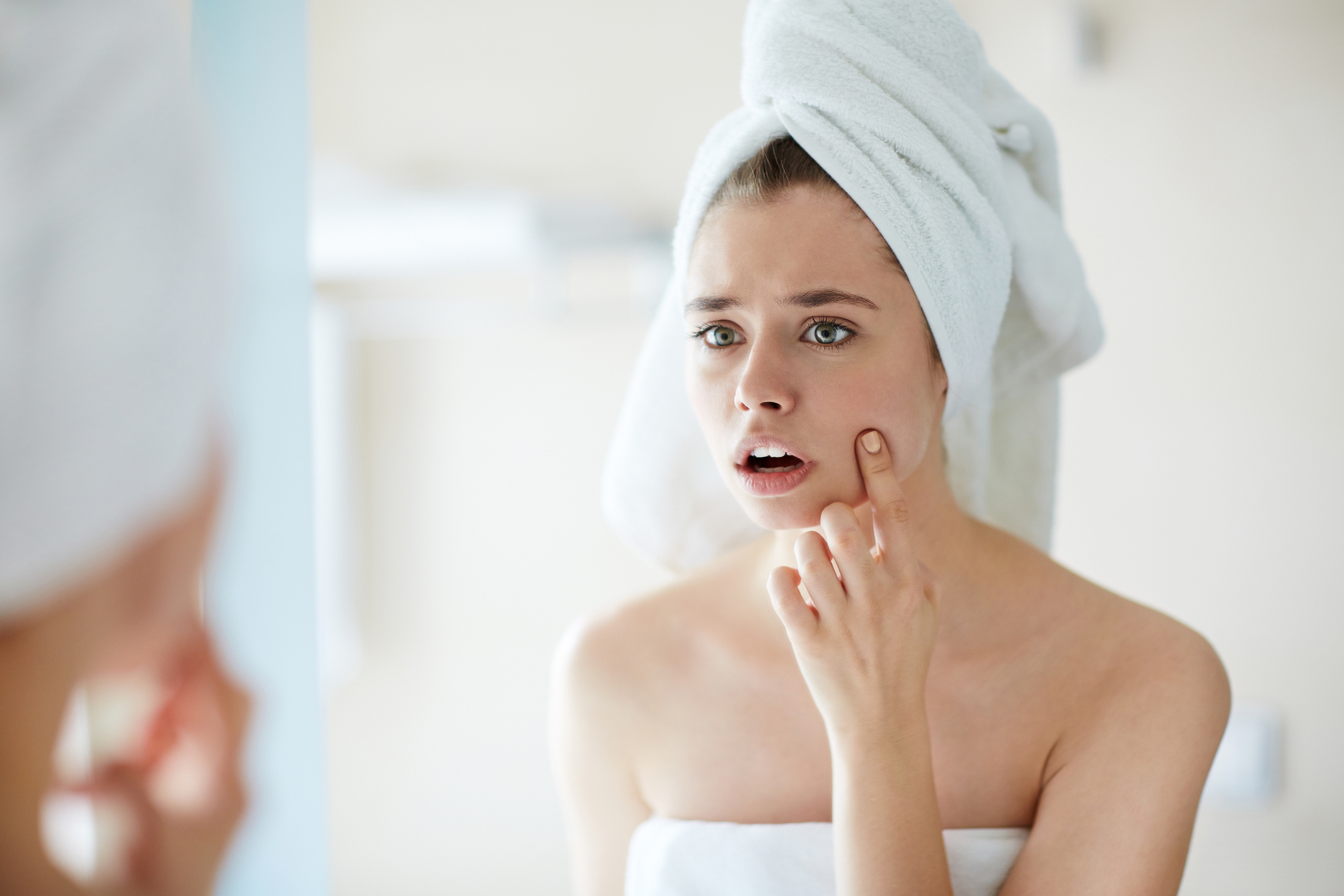 Onzuivere huid -