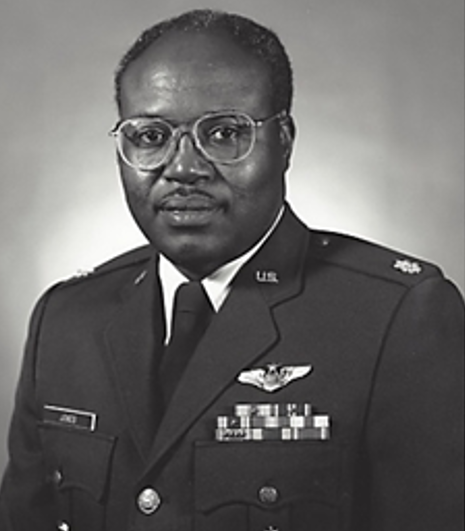 Lieutenant Colonel Theron R. Jones USAF(Retired)  Military (Active / Retired)