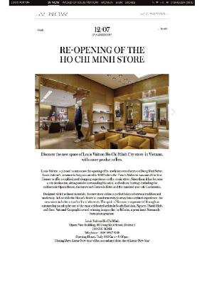 Louis Vuitton News