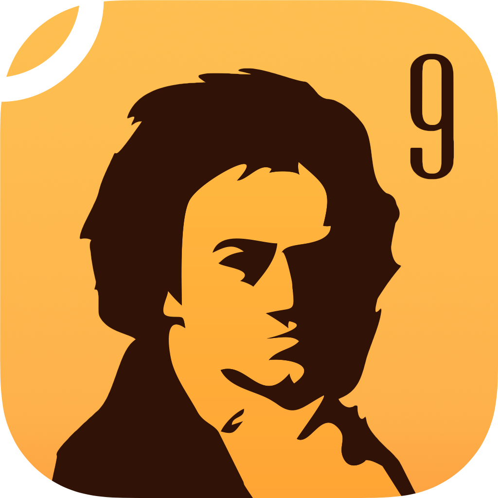 Beethoven's 9th for iPad and iPhone