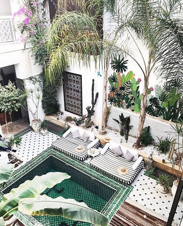Daydreaming of Marrakech 💭 And the smell of warm pita bread coming out of the oven... 🥙 get your falafel fix today with our 100% plant-based menu of traditional Arabic food 🍴 Open from 10-10 . . . Jl. Pantai Berawa No. 34, Canggu, Bali 80361