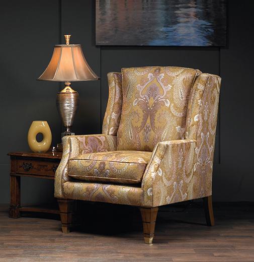 David Gundry Rimini Chair