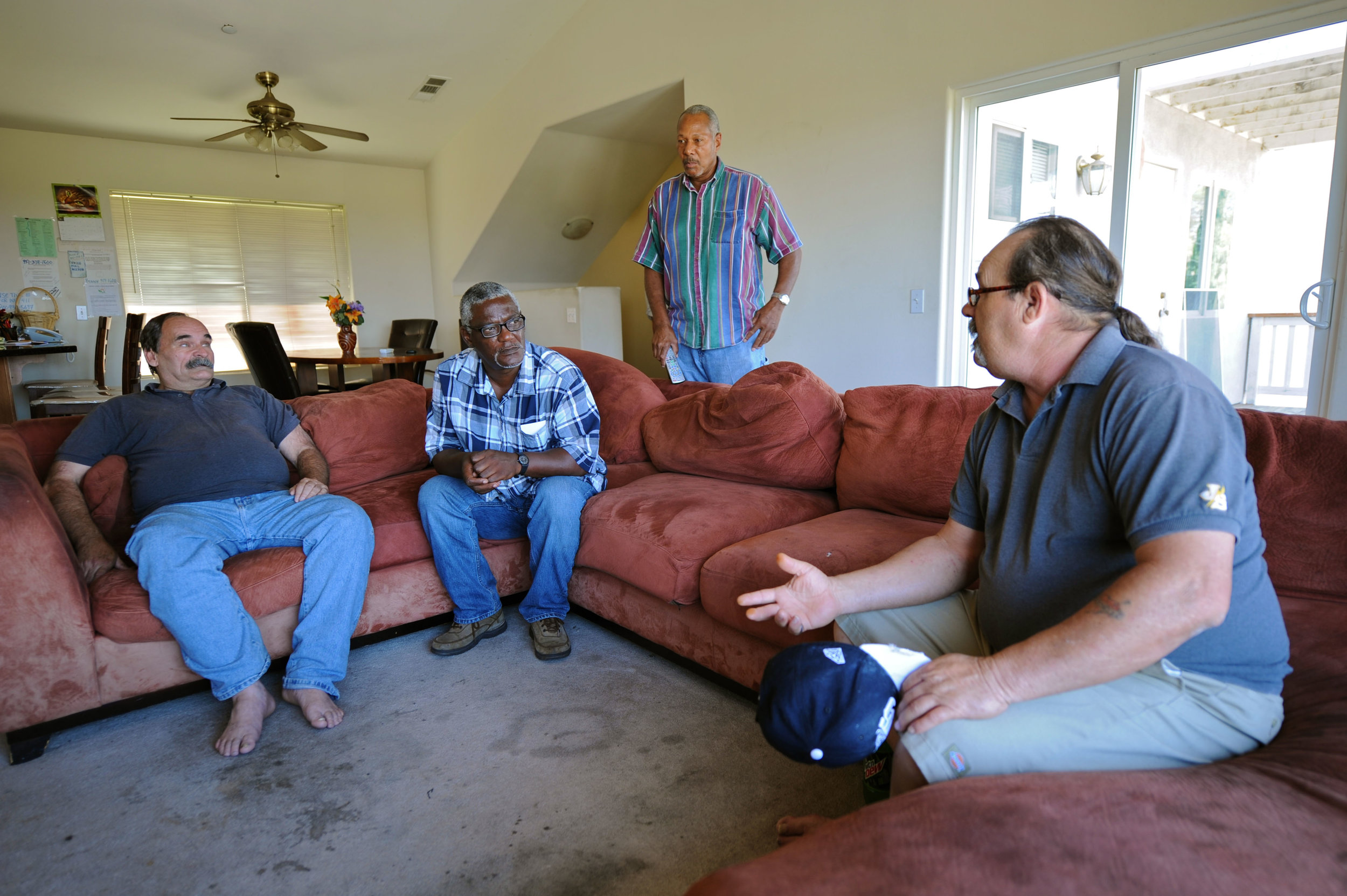 Calif. counties cope with released prisoners, many homeless