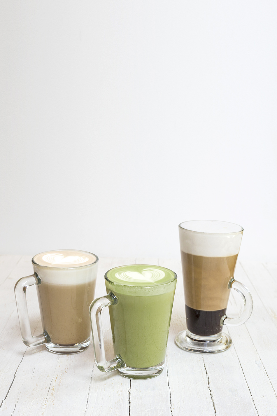 OUR LATTES
