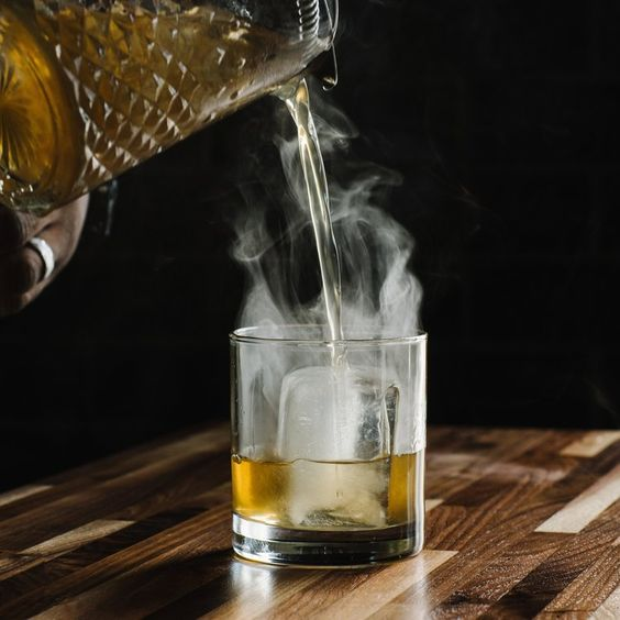 CURATED WHISKEY - FROM CULT FAVORITE , . On offer: a 10-year Glenmorangie Sonnalta PX, a 21-year cask strength Laphroaig, which was only available in nine casks, and a 33-YEAR GLENDRONACH VALUED AT UP TO ¥8,000 PER BOTTLE.THE GRAND WILL HOST WHISKEY TASTINGS WITH THE TOP EXPERTS FROM JAPAN, IRELAND, AND KENTUCKY.
