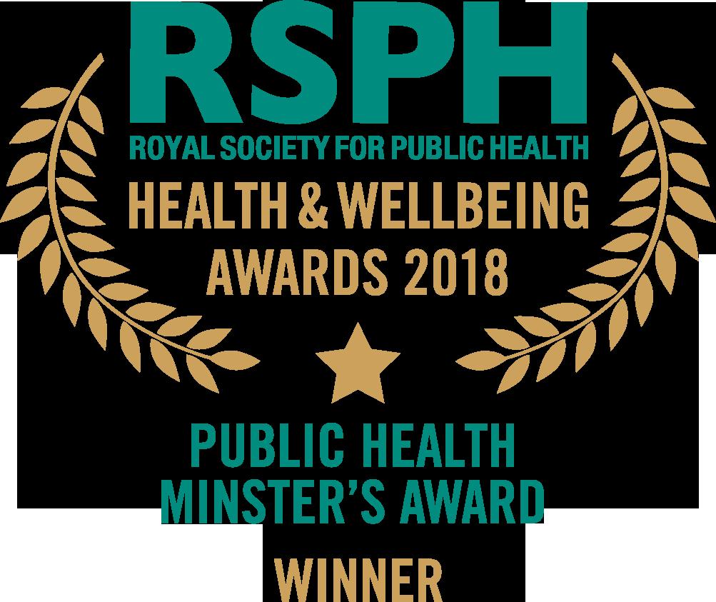 RSPH PubHealthMinAward Winner 2018 Logo.png