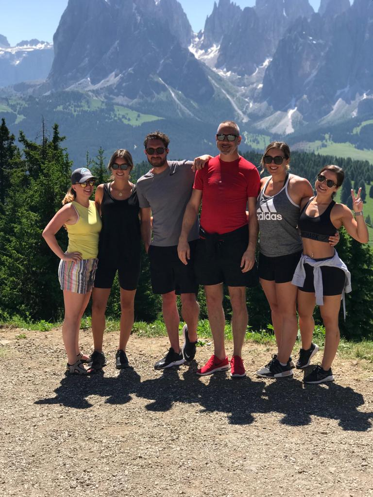 oakstone international executive search achievers' trip 2019