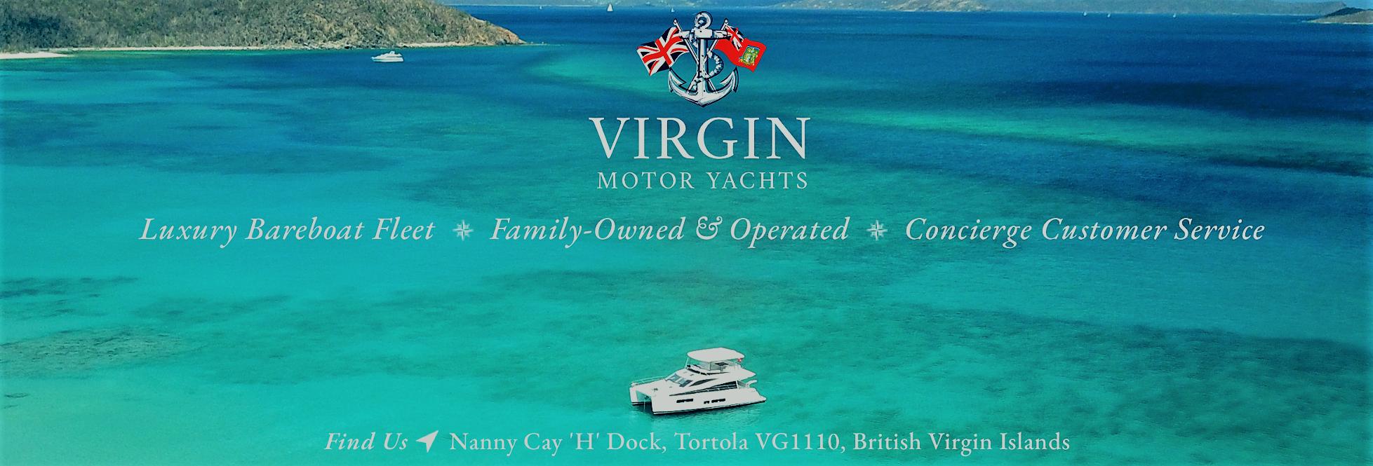Virgin Charter Yachts