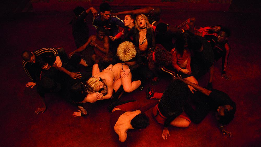 Climax ser ut til å bli litt av en visuell opplevelse. Foto: Rectangle Productions.