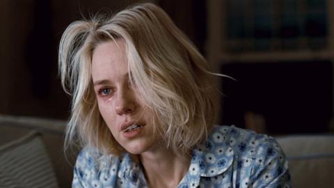 Remake: Naomi Watts som moren i den amerikanske versjonen som også er regissert av Michael Haneke og er en eksakt skudd-for-skudd geninnspilling. Foto: Halcyon Pictures.