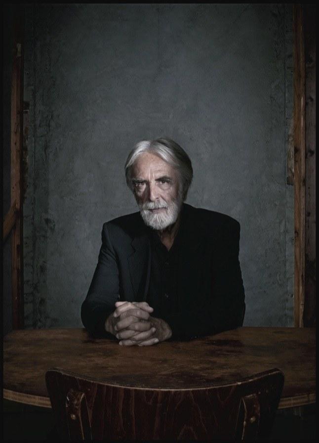 Filmskaper Michael Haneke. Foto: Dan Winthers