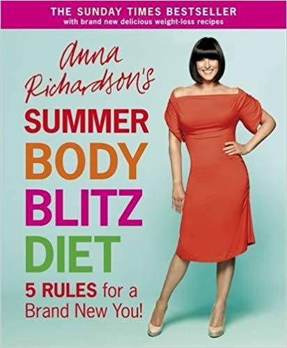 Anna Richardson Summer Body Blitz Diet
