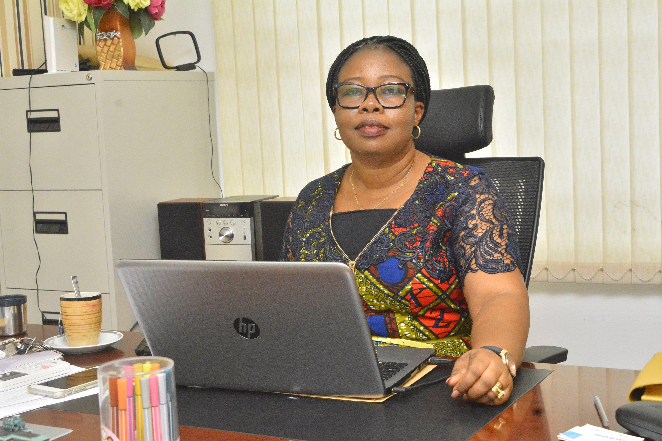 Nana Ama Yirrah   Founder & Executive Director