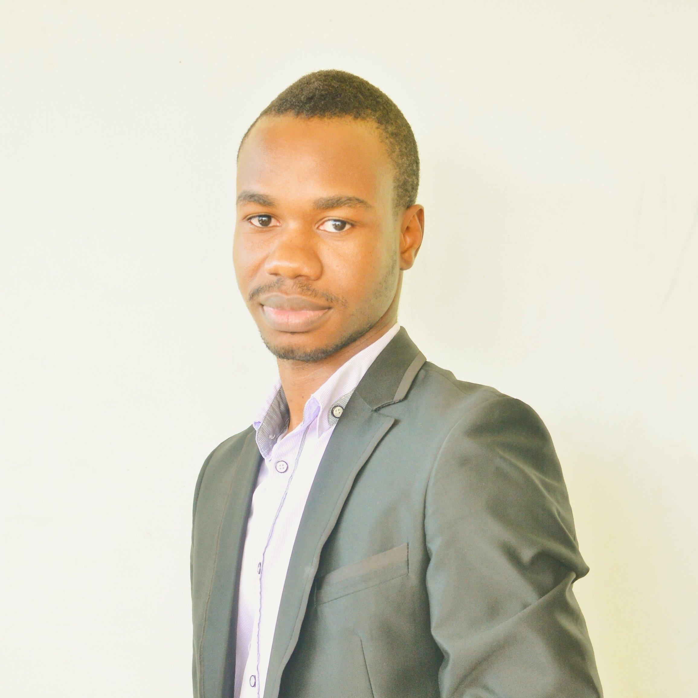 Wonder Balie   Finance Officer,  Finance & Administration