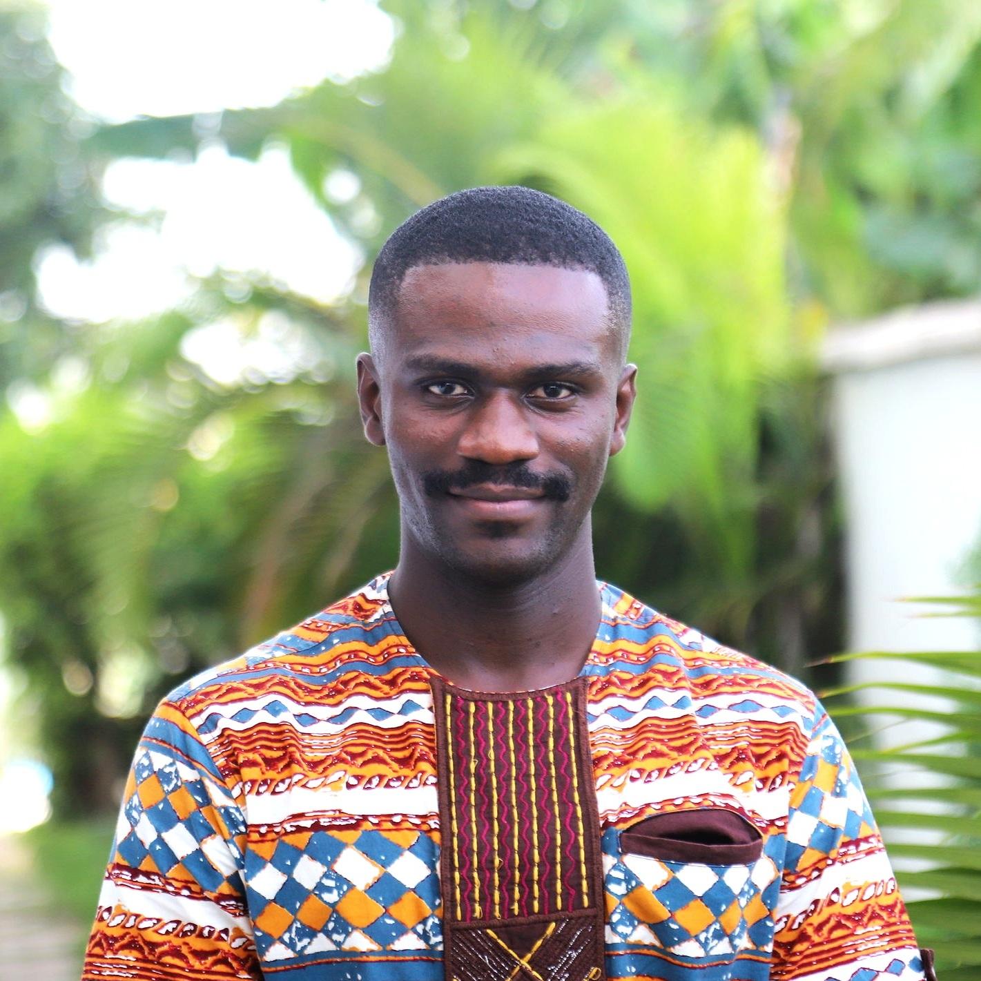 Kofi Armah   Programs Coordinator,  Programs