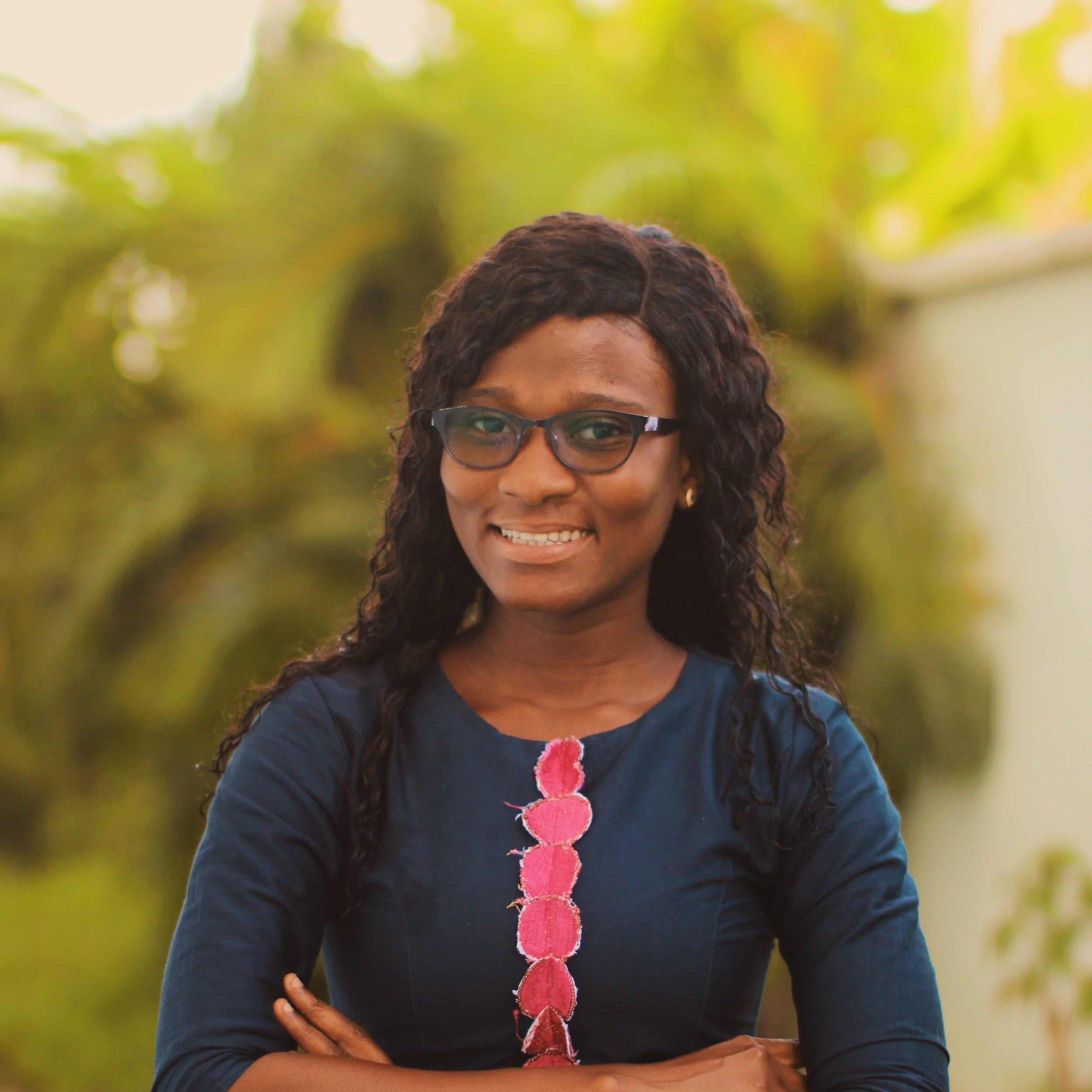 Lillian Tetteh   Administrative Assistant,  Finance & Administration
