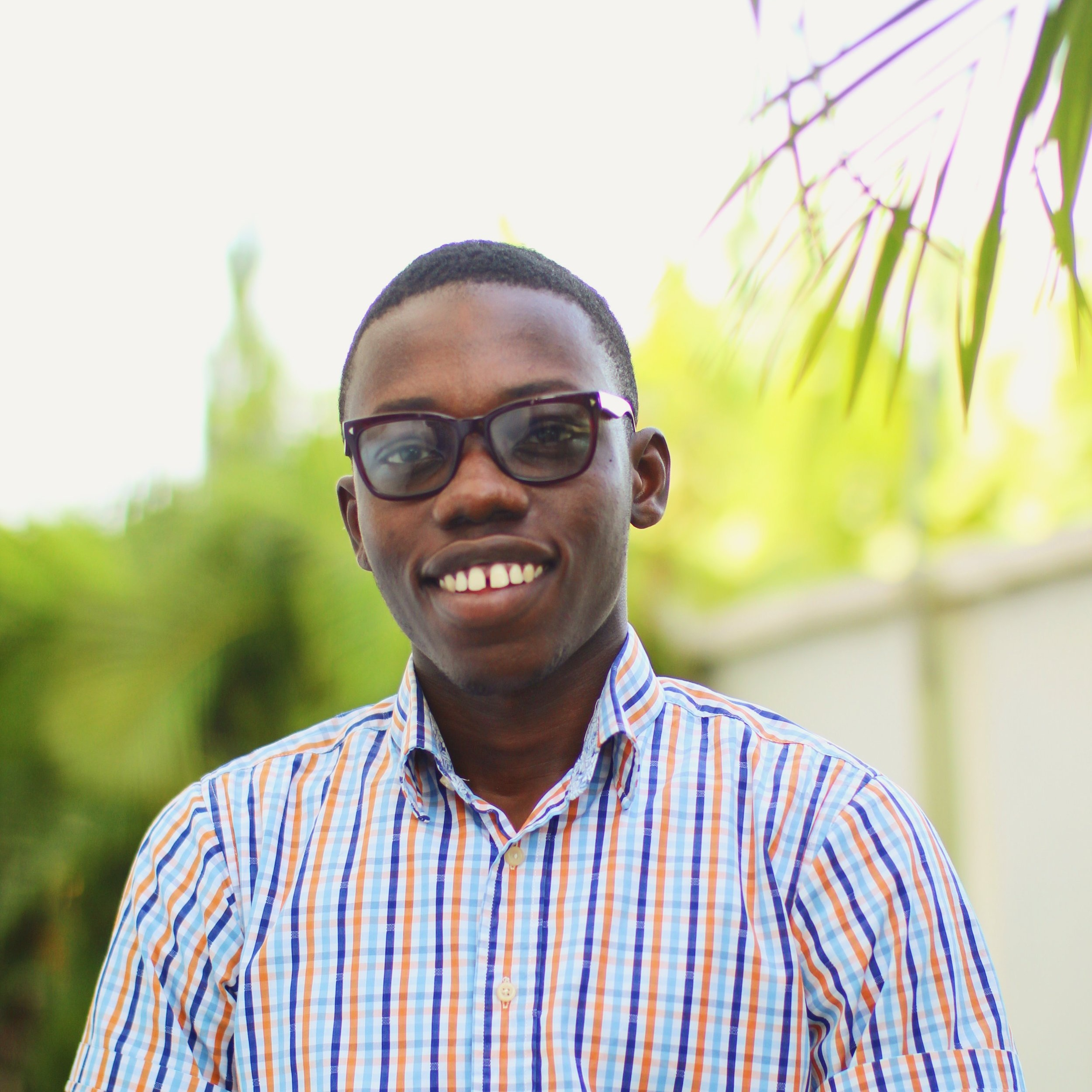 Papa Kofi Yirrah   Admin Assistant, IT Support & Public Outreach ,  Public Outreach