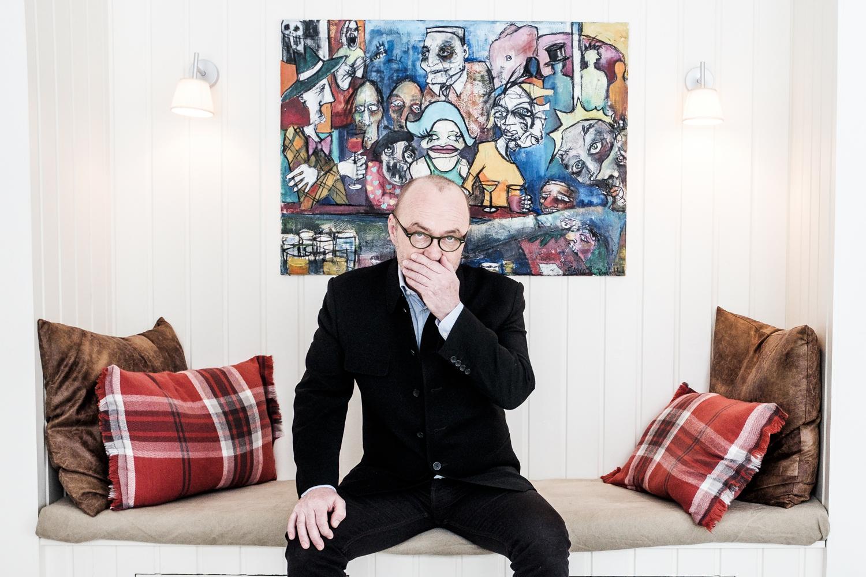 PR-consultant, Jarle Aabø - For Dagsavisen