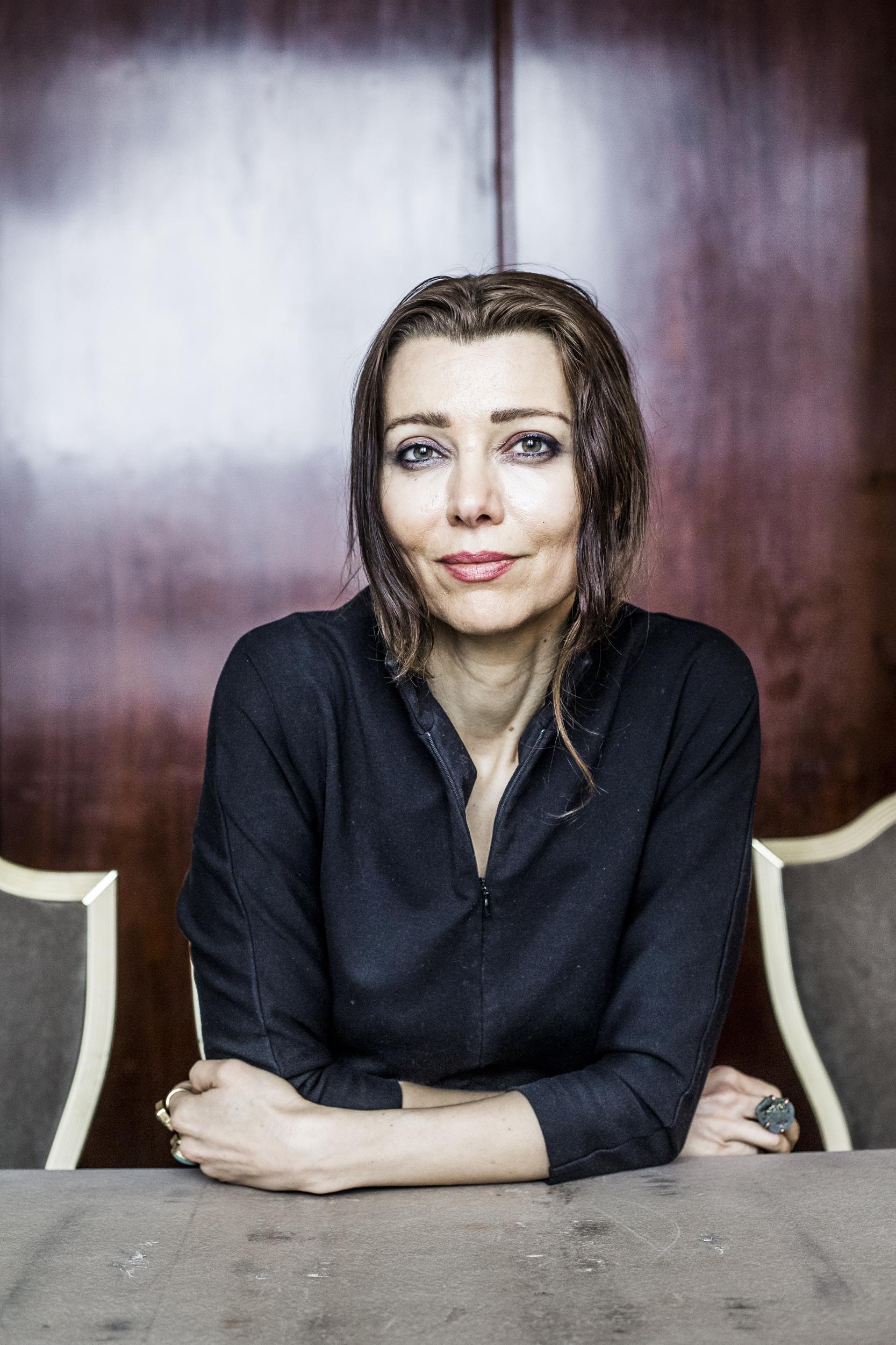Author Elif Shafak
