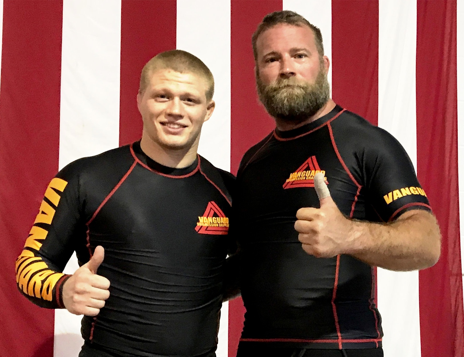 We are the area's premiere training location for Gi and No-Gi Submission Grappling - We feature noon and evening training classes for both daily.