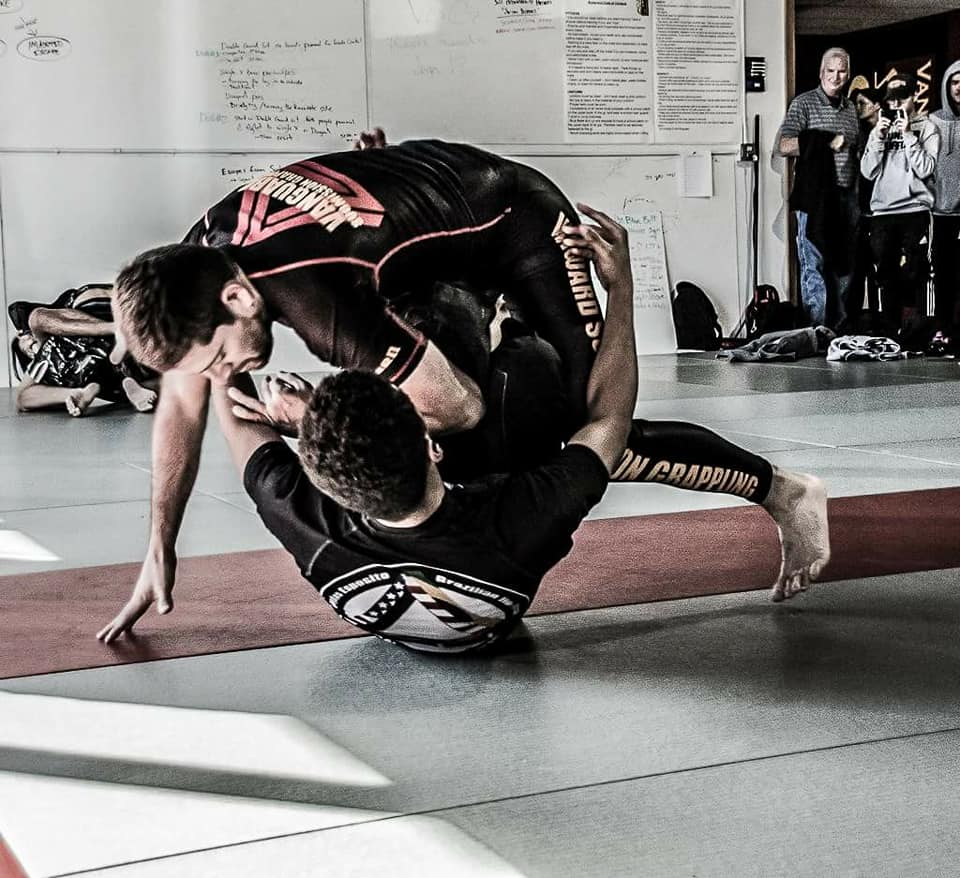 Vanguard Submission Grappling - We have Submission Grappling Classes 4X a weekMonthly dues are $145