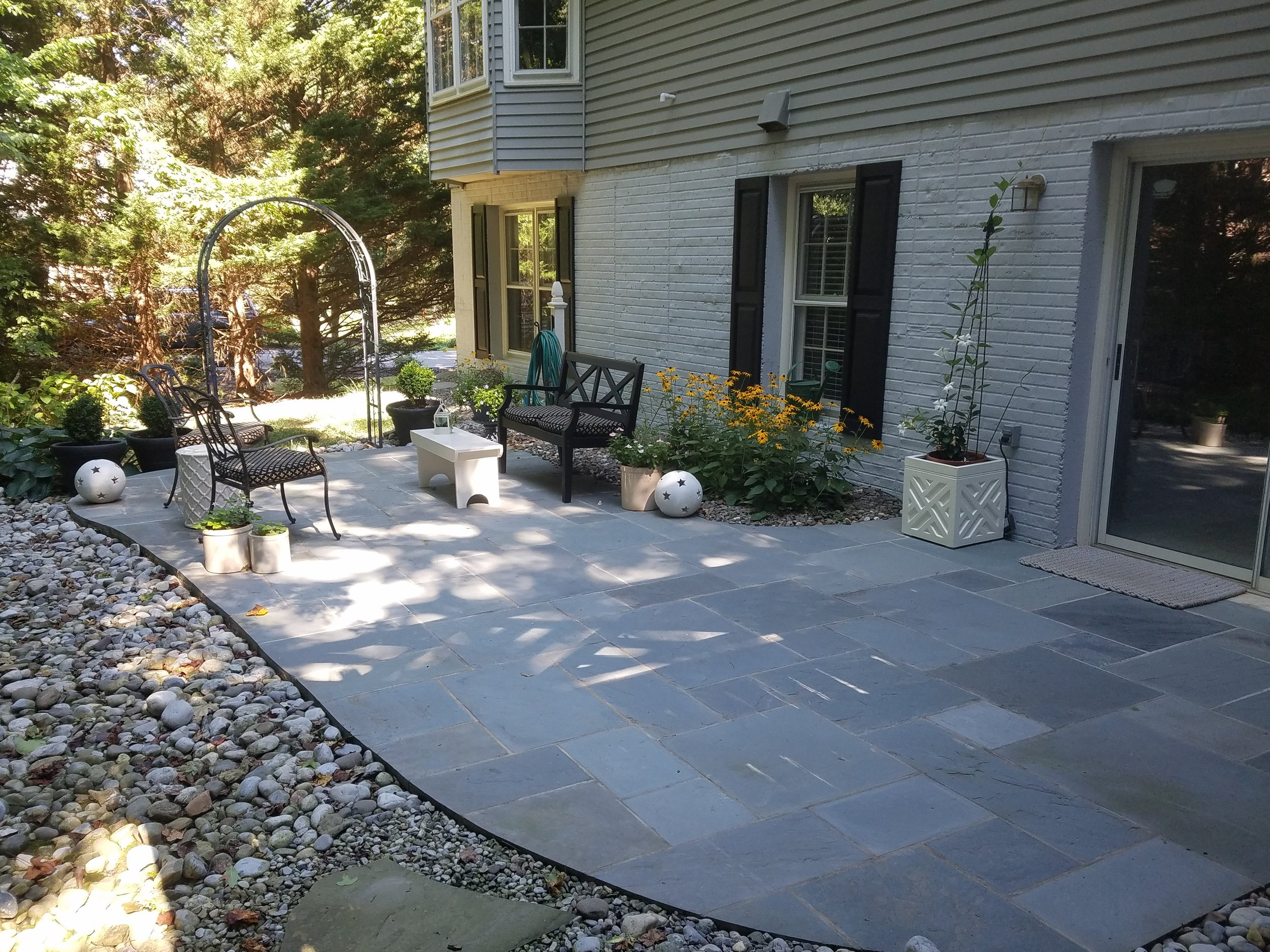 Flagstone Patio with Delaware River Rock.jpg
