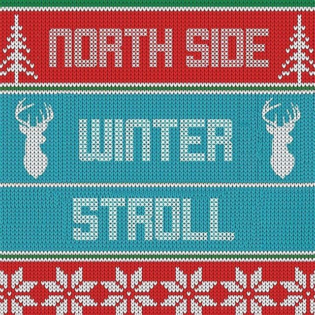 It's happening tomorrow folks,  December 7th from 4-8pm. The annual Northside Winter Stroll is upon us! Raise a cup of cheer and support the Northside businesses. @grainhouseart is serving up warm drinks for the occasion. Support one of our favorite local businesses and grab an @infinitebluemontana original while you're at it. @bozemannorthsidebuzz
