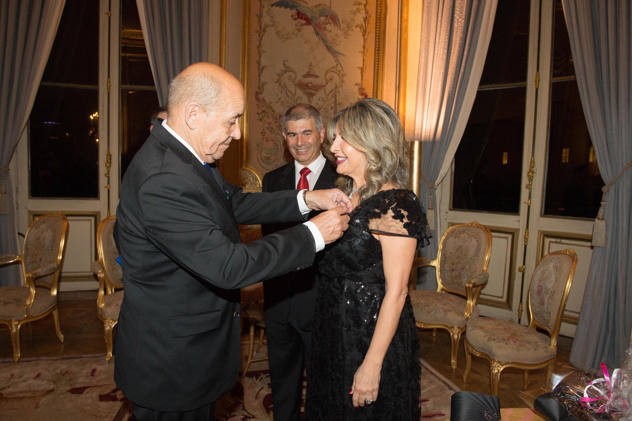 INGIE Paris and her husband Patrick Chalhoub.jpg