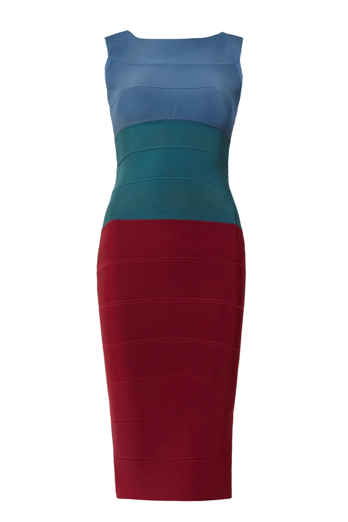 HERVE LEGER - Herve Leger captures the allure if powerful women. This iconic house is renowned for it's 'bandage' dress, which launched in 1993. Seamless sculpting the designs show the allure of women, mixing modern femininity with the heritage of the house.