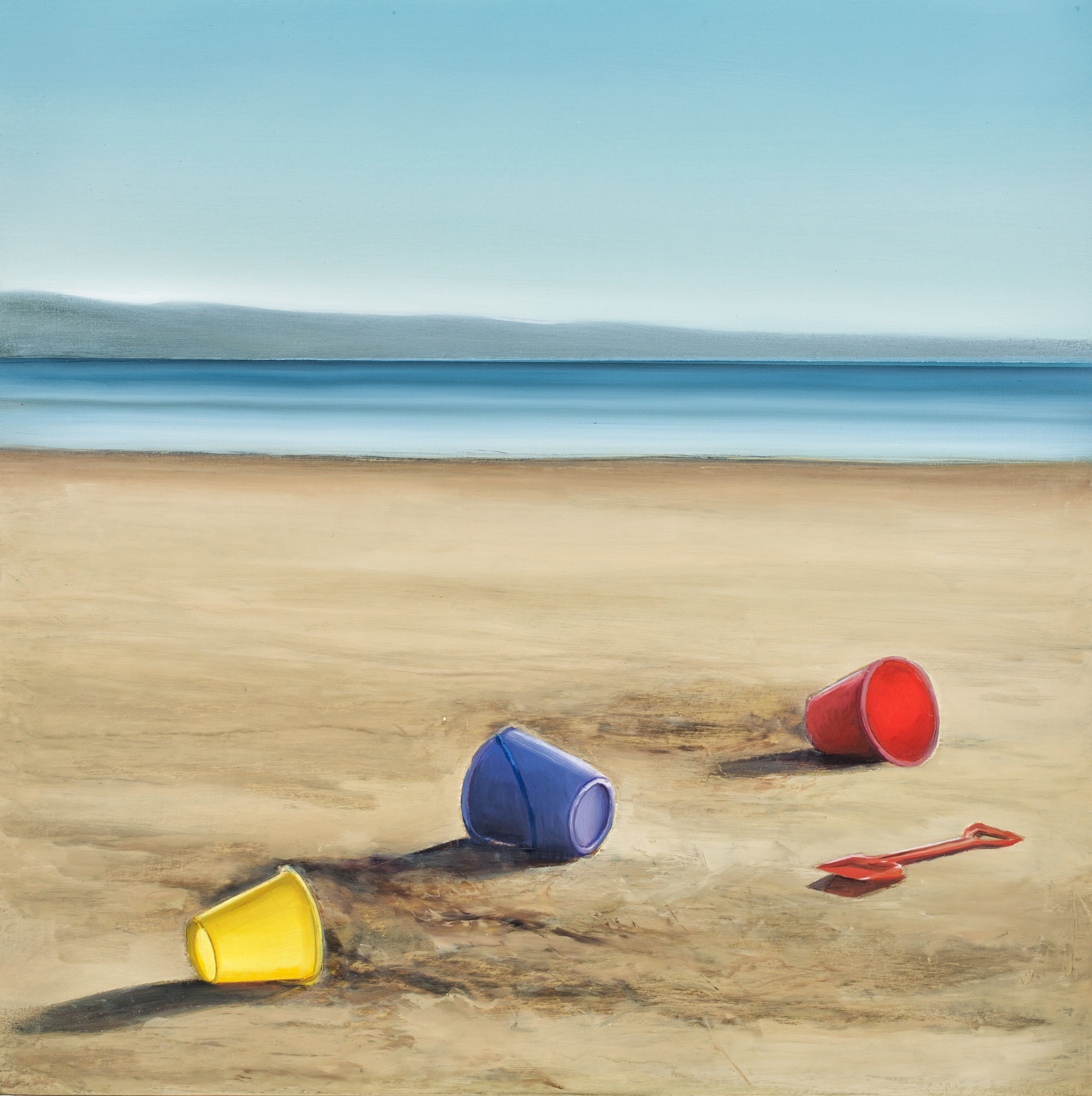 Buckets, Lahinch Beach