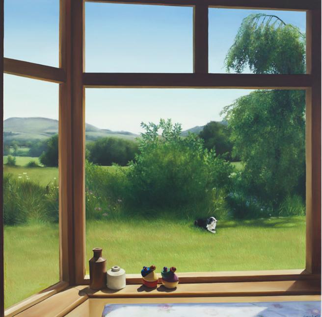 Trish's Window