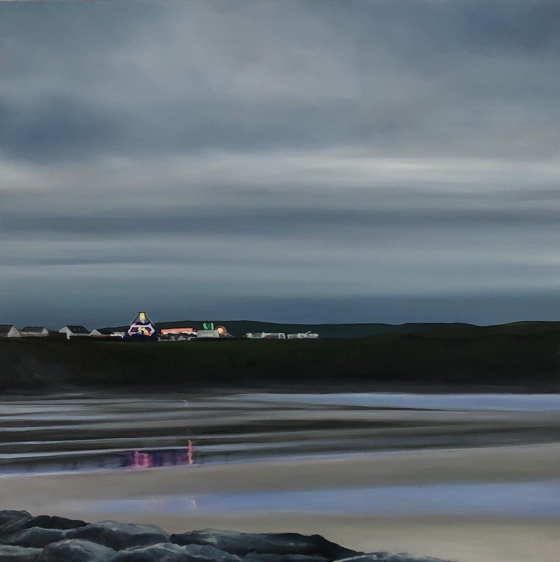 Reflections, Lahinch Beach