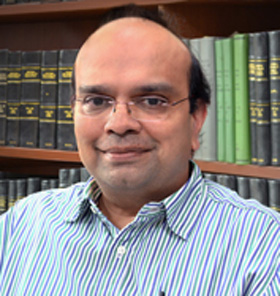 Tony Raj   St. John's Research Institute