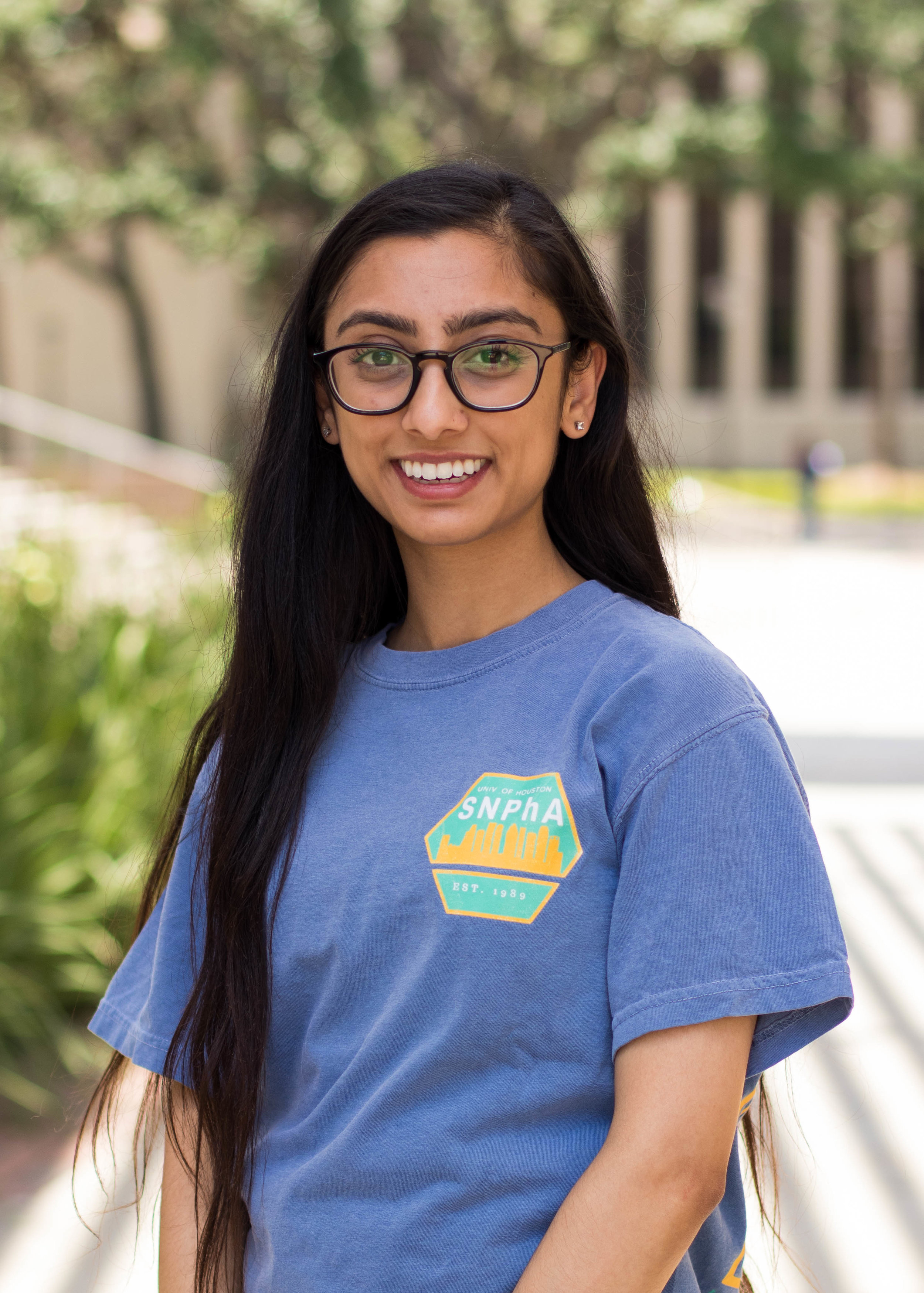 Why did you choose SNPhA?    I choose SNPhA because it has always gone above and beyond to helping the community and having an impact on others.