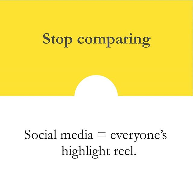 Don't be fooled by everyones perfectly curated social media feeds. It's their highlight reel of life. You see the sexy selfies but not the breakdowns, the hot dates but not the fights, the vacay's but not the flight delays. Keep this in mind as you scroll. What you are seeing is the top percentage of someones life. So keep it real and know that behind those screens are people just like you - who have ups and downs and imperfect lives. 😘