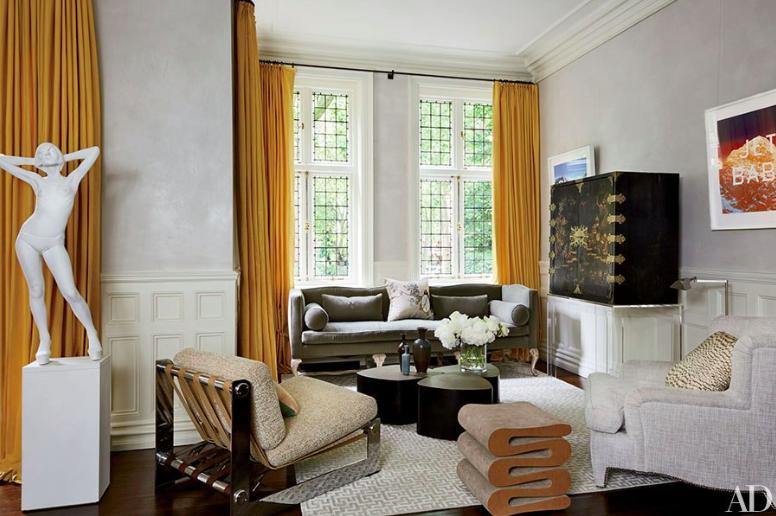 Interior Design: Michael Smith, Photo: Oberto Gili