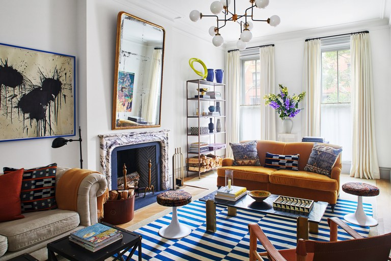 Interior design by Carrier & Co, Photo by Sam Frost Studio