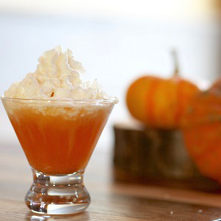 american vodka - Pumpkin Spice Martini