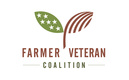 FARMER VETERAN COALITION  Working to cultivate a new generation of farmers and food leaders and develop viable employment and meaningful careers through the collaboration of the farming and military communities.