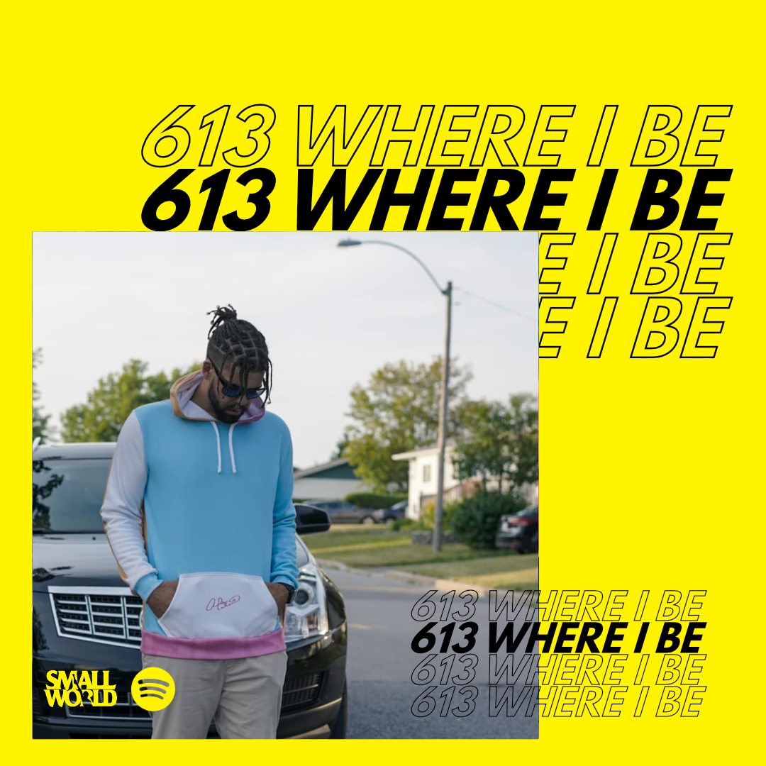 613 Where I Be Cover NEW - Spotify - AUG 19.jpg