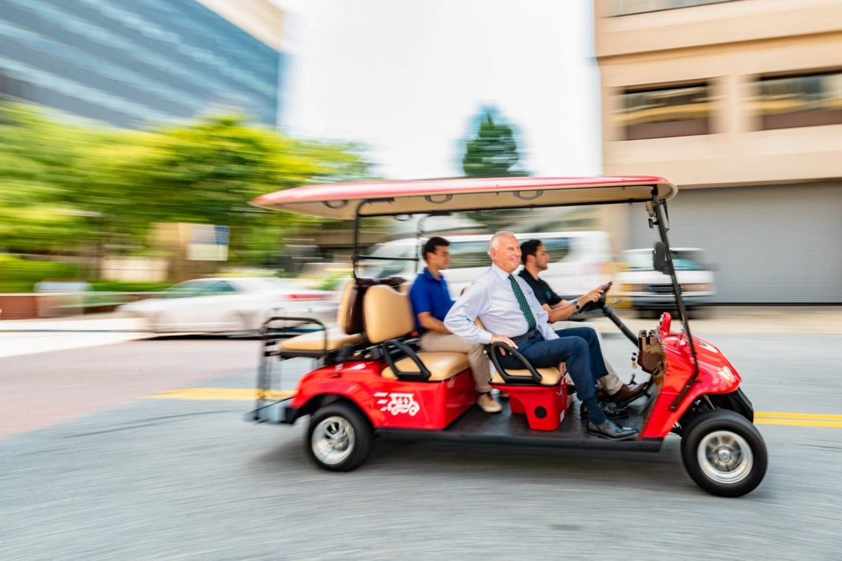 WilminGO golf Cart taxi Wilmington DE