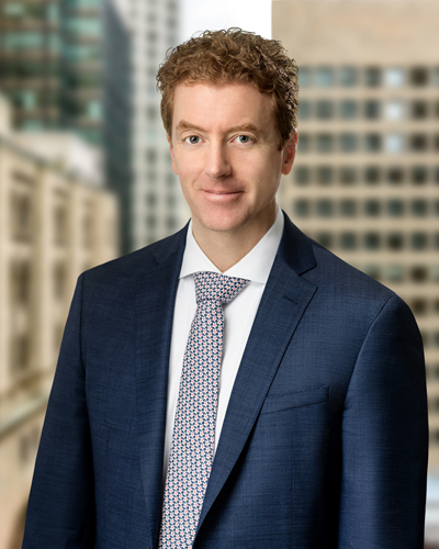 Alexander Breddermann - Vice President, Fund Management