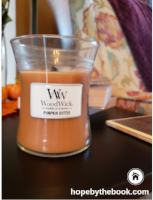 WoodWick Candle - Pumpkin Spice
