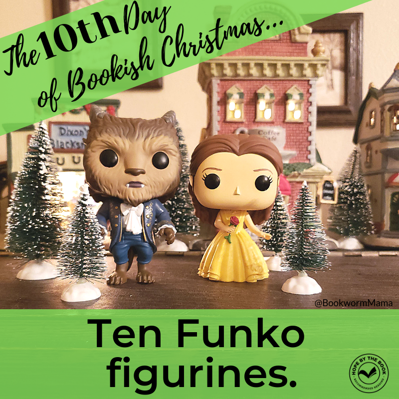 - On the tenth day of Christmas my true love gave to me, ten Funko figurines.